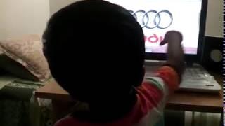 Brilliant 2 years old kid