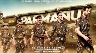 PARMANU: The Story Of Pokhran Official Trailer Launch | John Abraham, Diana Penty, Abhishek