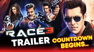 RACE 3 TRAILER TOMORROW | COUNTDOWN BEGINS | Salman Khan, Jacqueline Fernandez