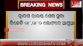 Breaking News : Bijepur Bypoll 12th round