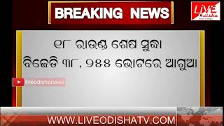 Breaking News : Bijepur Bypoll 18th round