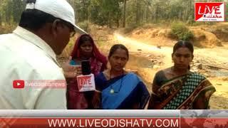 M.Rampur Road Problem, Discussion Uddhab Panda with public