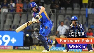 Rajasthan WK Jos Buttler is the Player of the week 5