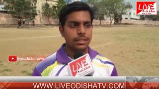 Special Report : Selected International Ball-Badminton Berhampur Asutosh Rath