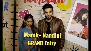 Parth Samthaan & Niti Taylor GRAND Entry   Kaisi Yeh Yaariyaan Season 3 Special Screening