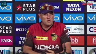 Destiny is still in our hands : Jacques Kallis says in Interview ahead of match against RR