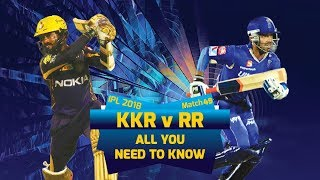IPL 2018: Match 49, KKR vs RR: All you need to know