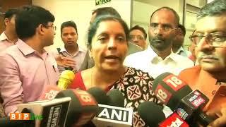 Shri Ravi Shankar Prasad & Smt Nirmala Sitharaman on Karnataka Elections results