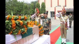 BSF jawan martyred in ceasefire violation; infiltration bid foiled in Jammu