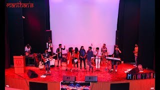 The Rockmantics Band | Showreel 1 | Manthan | Shaheed Sukhdev College | Delhi