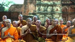India: The Land of Buddha Celebrating Buddha Purnima (Vesak)