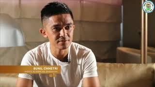 Sunil chhetri - Exclusive Interview || AFC ASIAN CUP 2019 ||