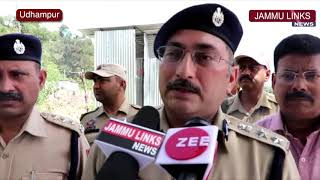 SSP Railways Katra inaugurates housing facility for security guards