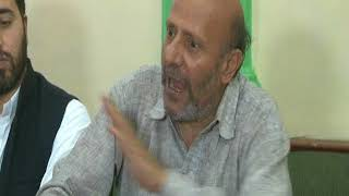 Awami Ittehad Party will show black flags to PM during Kashmir visit: Langate