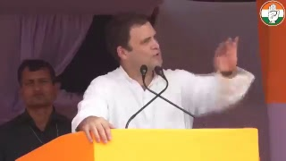 LIVE: Congress President Rahul Gandhi addresses Kisan-Adivasi Rally at Surguja