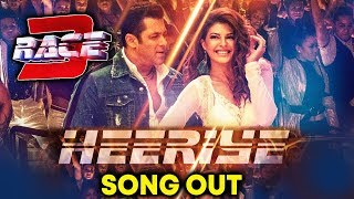 Heeriye Song Out | RACE 3 | Salman Khan, Jacqueline Fernandez