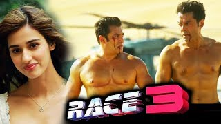 Disha Patani JOINS Salman Khan's BHARAT, Salman Khan And Bobby Deol SHIRTLESS MOMENT In RACE 3