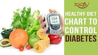 Healthy Diet Chart to Control Diabetes   Must Watch