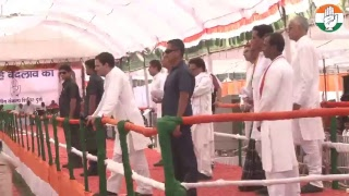 LIVE: Congress President Rahul Gandhi addresses to Booth Workers in Durg