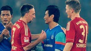 India vs Bayern Munich || Baichung Bhutia Farewell Match || Full match HD