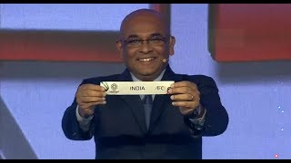 AFC Asian Cup 2019 Final Draw