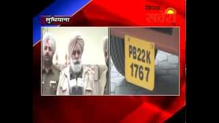 लुधियाना के सदर थाना पुलिस द्वारा देसी शराब की 800 पेटियों सहित एक आरोपी चालक काबू