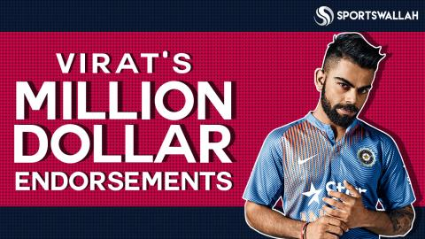 Virat Kohli Scores Big In The Ad Game