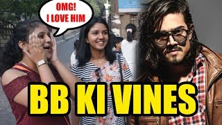 BB KI VINES Public Reaction -  Virar2churchgate