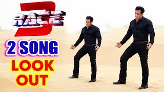 Salman Khan RACE 3 New Song First Look Out | Race 3 Second Song | Jacqueline Fernandez