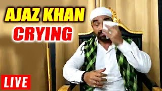 Ajaz Khan GETS EMOTIONAL Talking On Ramazan | What is RAMAZAN? Watch Video