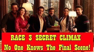 RACE 3 Has Multiple Climax Ending I Except Main Crew Others Don't Know The Real Ending