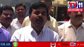 SERILINGAMPALLY JOURNALISTS GOES TO PARTICIPATE IN TUWJ PROGRAM IN HYD | Tv11 News | 20-05-18