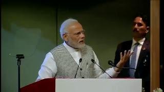 PM Shri Narendra Modi dedicates Kishanganga HEP to the nation at SKICC, Srinagar