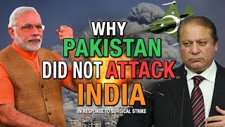 Why Pakistan did not attack India in response to Surgical Strike | India Matters