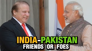 India-Pakistan Friends or Foes | India Pakistan Relations | India Matters