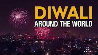 How Diwali is Celebrated around the World | Happy Diwali | India Matters
