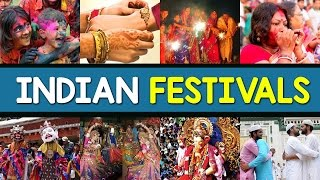 Indian Festivals | Festivals Celebrated in India | India Matters