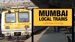 Interesting Facts about Mumbai Local Trains | Lifeline of Mumbai City | India Matters
