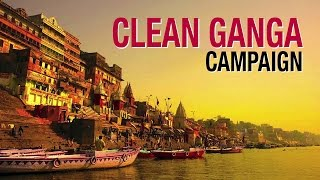 Clean Ganga Campaign | Clean Ganga Project | India Matters