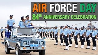 84th Anniversary of the Air Force Day | Indian Air Force | India Matters