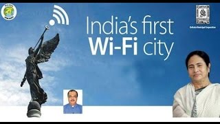 India's first Wi-Fi City | Kolkata to become India's 1st wifi enabled city | India Matters