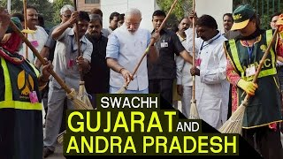 Swachh Gujarat and Andra Pradesh | Free of Open Defecation | India Matters