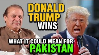 Pakistan's response to Donald Trump's shocking victory in the US Elections | India Matters