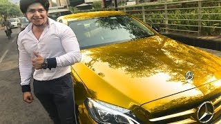 Buying Luxury Car at age 25 What I do for a Living (Poor vs Rich) - Social Experiment | TamashaBera