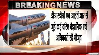 India successfully test-fires BrahMos supersonic cruise missile