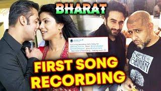 BHARAT FIRST SONG | Salman Khan | Priyanka Chopra | Disha Patani