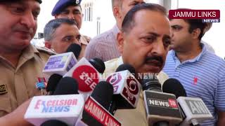 Dr. Jitendra Singh condemns ceasefire violation during Ramzan