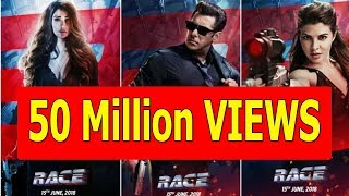 Race 3 Becomes Fastest Bollywood Trailer Crosses 50 Million Views In 6 Days