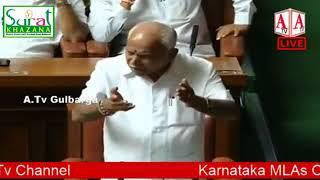 Karnataka Floor Test BS Yeddyurappa Resigns As Chief Minister A Tv News 19 5 2018