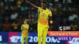 Chennai's Lungi Ngidi is the Player of Week 6